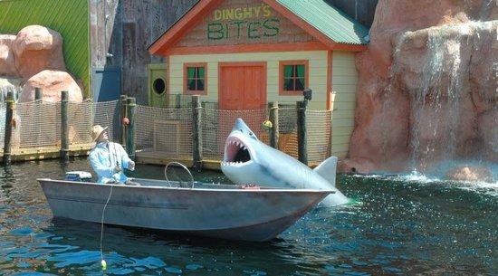 Shark Attack Mini Golf Myrtle Beach