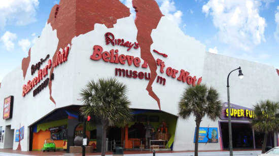Ripley's Believe It Or Not in Myrtle Beach