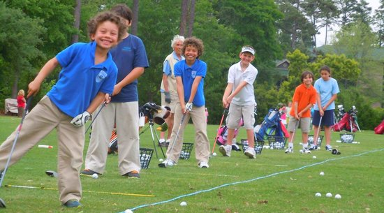 Steve Dresser Golf Academy in Myrtle Beach