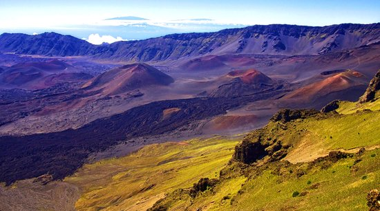 Leleiwi Overlook Mt. Haleakala