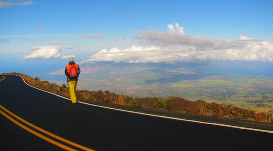 Kalahaku Overlook, Haleakala Volcano