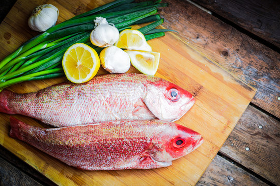 Buy fresh Maui Fish at local groceries