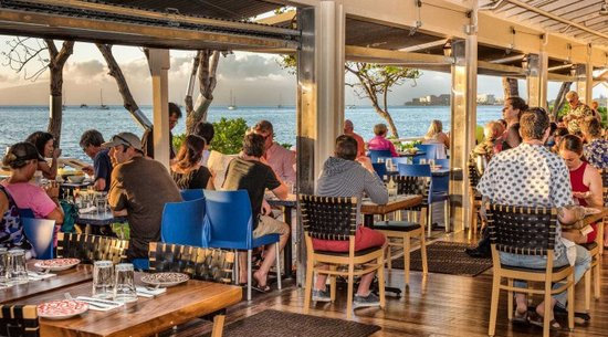 Frida's Beach House: Great Restaurant for Maui Fish