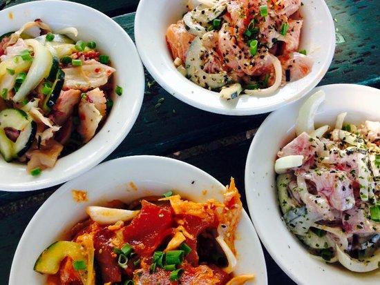 Lahaina Restaurant: Aloha Mixed Plate