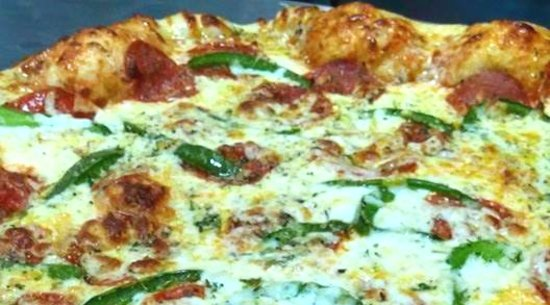 Aynor Inn: Pizza at South Carolina Restaurant