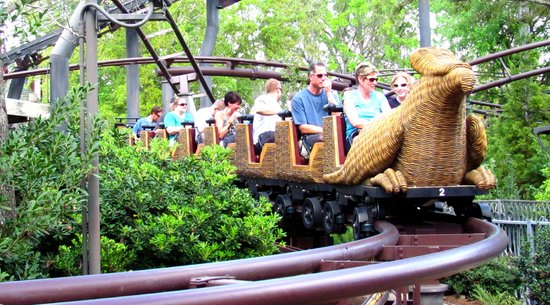 Flight of the Hippogriff: Harry Potter World Ride