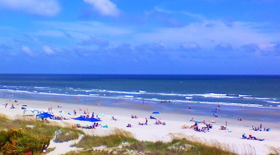 Photo Beaches At North Myrtle Beach