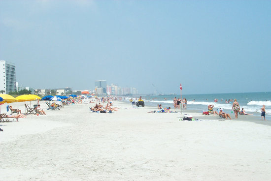 Consider The Hustle And Bustle In General Myrtle Beach Is More Crowded Louder Than North Though You Might Not Notice It High Season