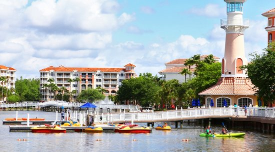 Marriott's Grande Vista: Best Time to Visit Disney World