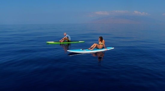 Stand Up Paddle on Maui
