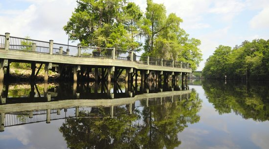 Conway Riverwalk: Myrtle Beach Day Trips