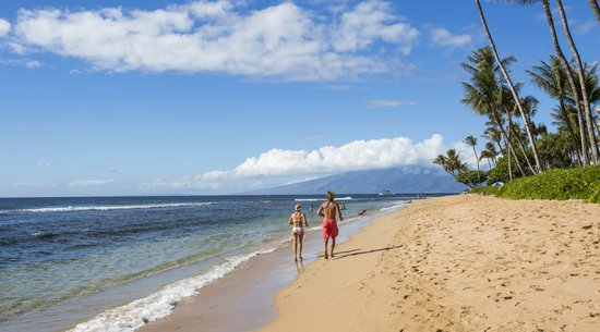 Kaanapali Beach at Marriott's Maui Ocean Club