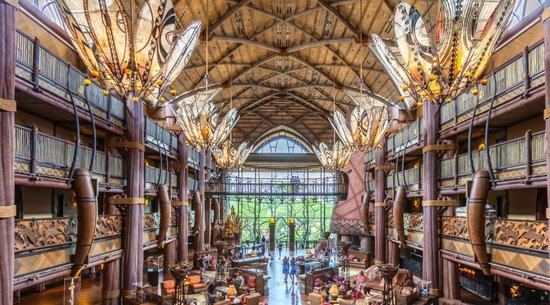 Disney's Animal Kingdom Villas: Where to stay in Orlando