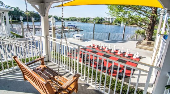 Orlando Family Vacation Guide: Marriott's Cypress Harbour - Where to stay