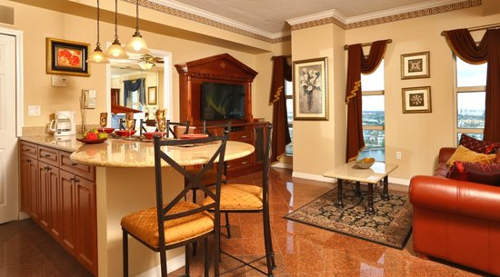 Orlando Family Vacation Guide: Westgate Palace Resort - where to stay