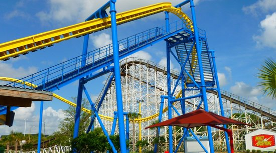 Orlando Family Vacation Guide: Fun Spot America - Orlando Amusement Park