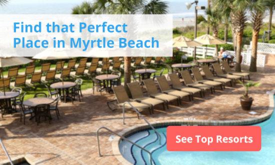 Long Bay Resort Myrtle Beach Pool