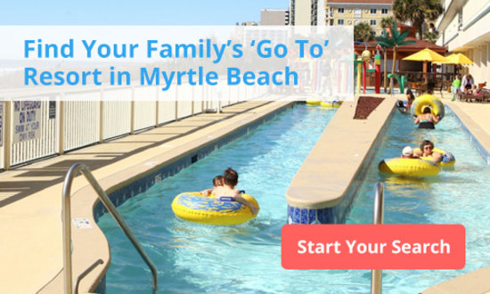 Westgate Myrtle Beach Lazy River