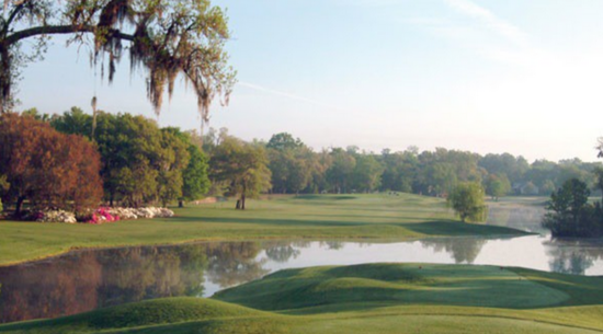 Willbrook Plantation: Myrtle Beach Fall Golf