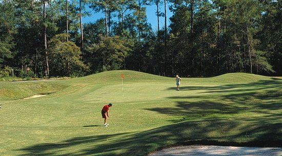 Heather Glen Golf Links: Myrtle Beach Fall Golf