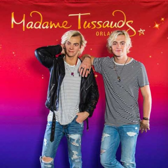 Madame Tussauds Orlando: Ross Lynch