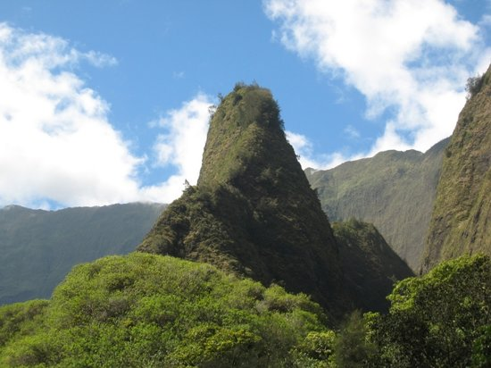 Iao Valley Trail Maui Hikes