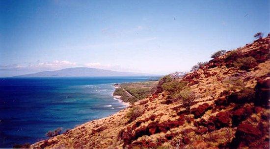Lahaina Pali Trail Maui Hikes