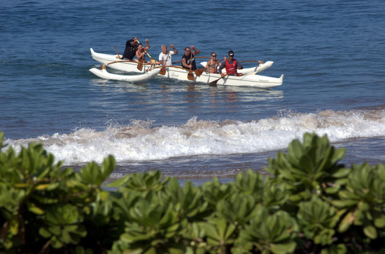 Outrigger Canoe: Maui Excursions