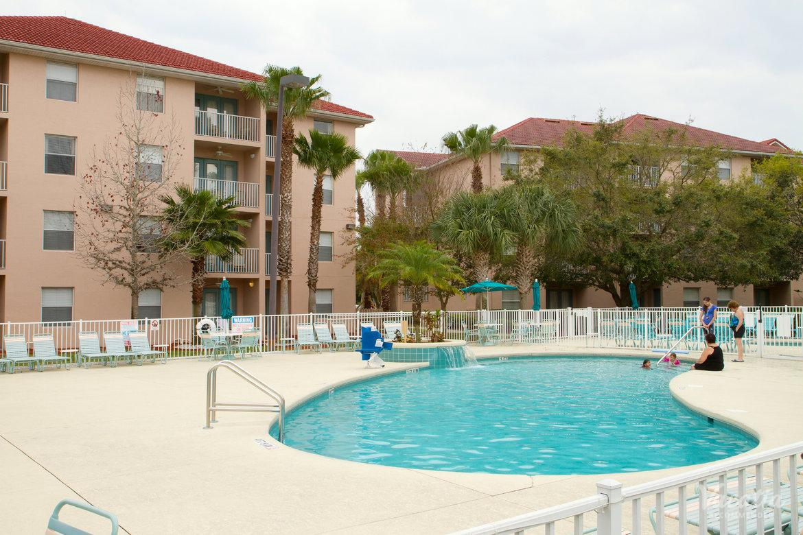 Florida Vacation Villas Kissimmee Timeshare