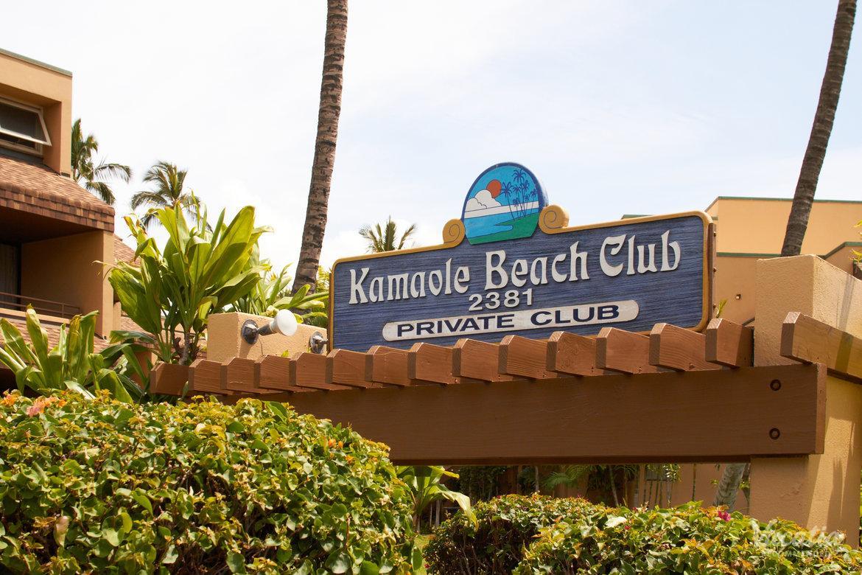 Kamaole Beach Club Timeshare Resort In Kihei Hawaii
