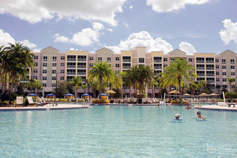 Orlando fun along a serene lakefront resort