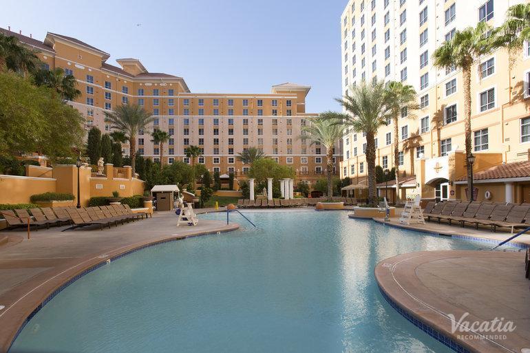 Wyndham Grand Desert Timeshare Resorts Las Vegas Nevada