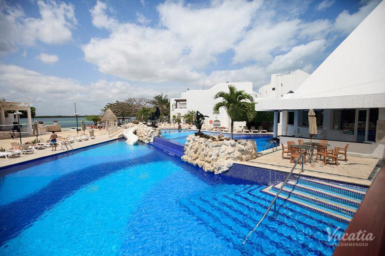 Sunset Lagoon Hotel Marina Timeshare Resorts Cancun