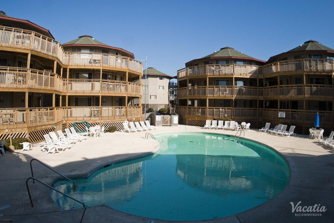 Outer Banks Beach Club I And Ii