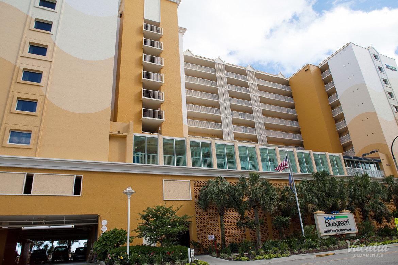 S Crest Vacation Villas I Timeshare Resort In North Myrtle Beach