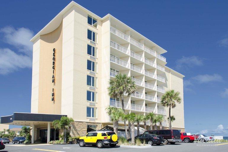Georgian Inn Beach Club Timeshare Resorts Ormond Florida