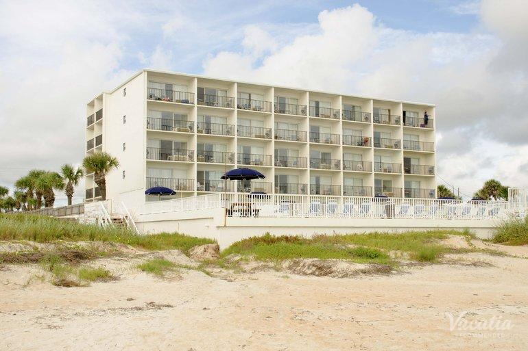 Traders Inn Beach Club Timeshare Resort In Ormond Florida