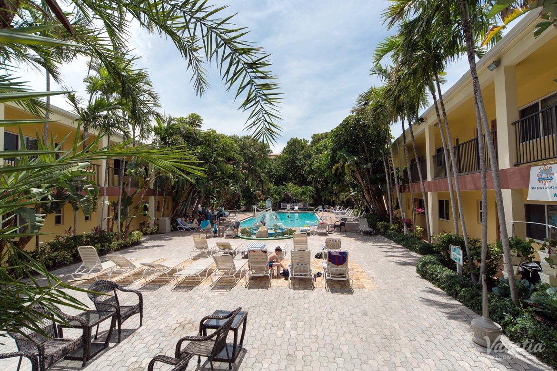 Sea Gardens Beach And Tennis Resort Timeshare Resorts Pompano Florida