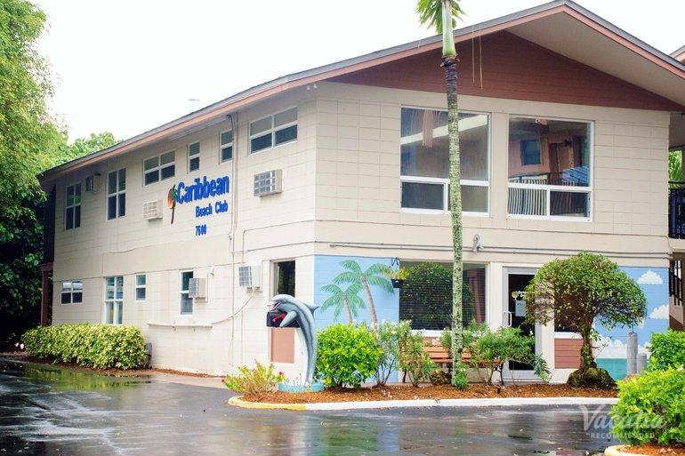 Caribbean Beach Club Timeshare Resort In Fort Myers