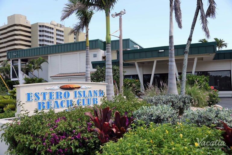 Estero Island Beach Club Timeshare Resort In Fort Myers Florida