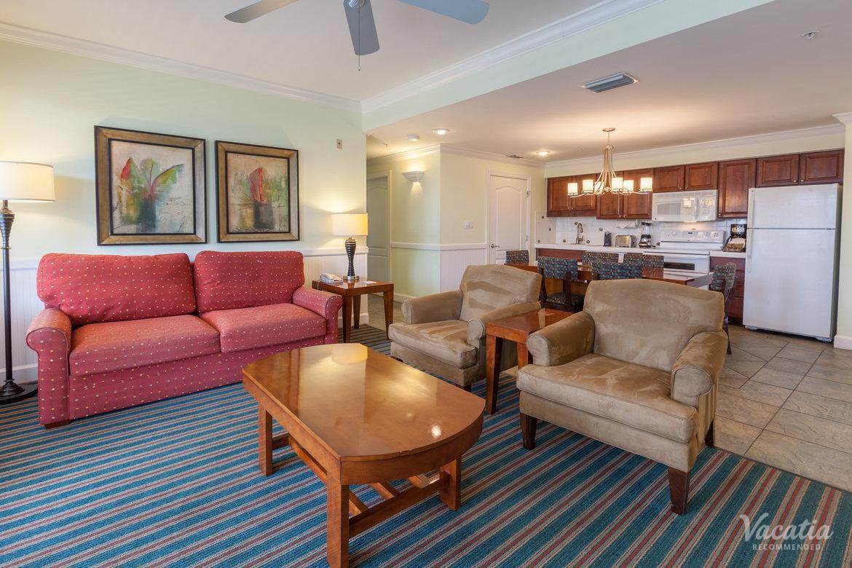 Residence Interior Lakeside Deck Grand Beach By Diamond Resorts
