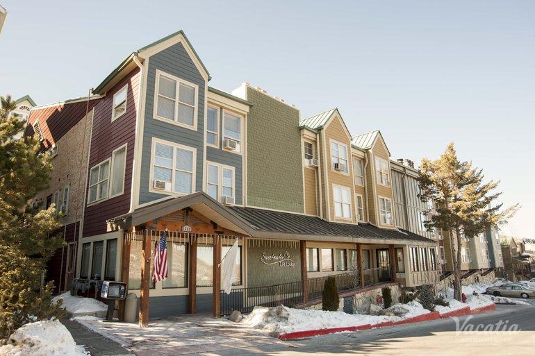 Sweetwater Lift Lodge Timeshare Resorts Park City Utah