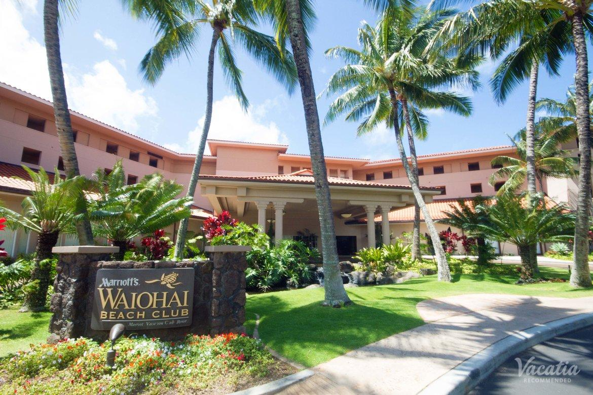 Marriott\'s Waiohai Beach Club | Timeshare Resorts | Kauai, Hawaii