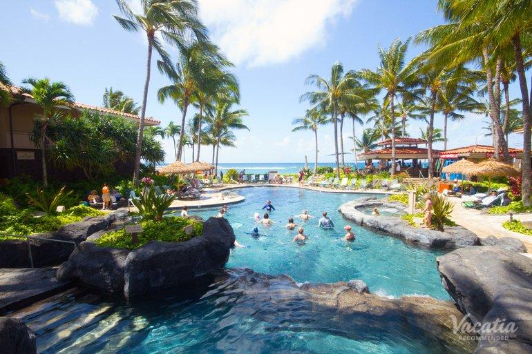 Marriott S Waiohai Beach Club Timeshare Resorts Kauai