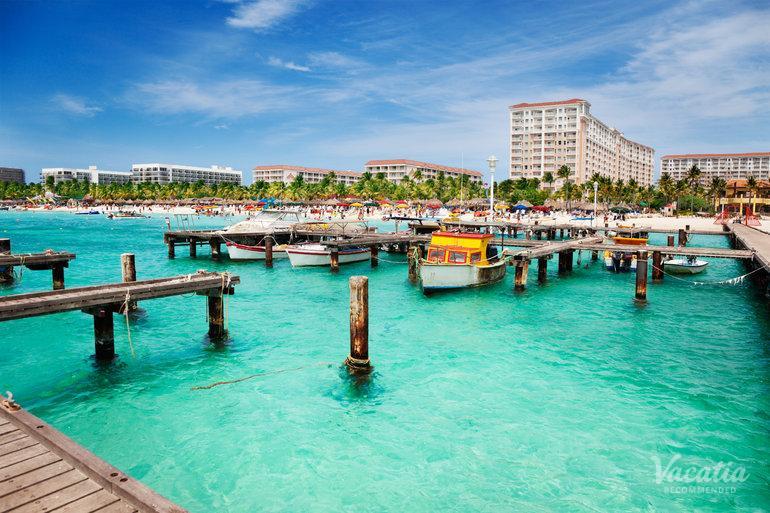 Marriott S Aruba Surf Club