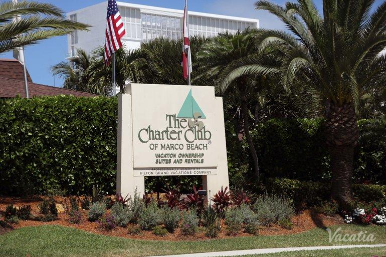 The Charter Club of Marco Beach Timeshare Resorts Marco Island