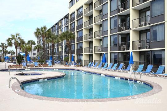 Beachfront Resorts In Myrtle Beach Resorts Hotels On The