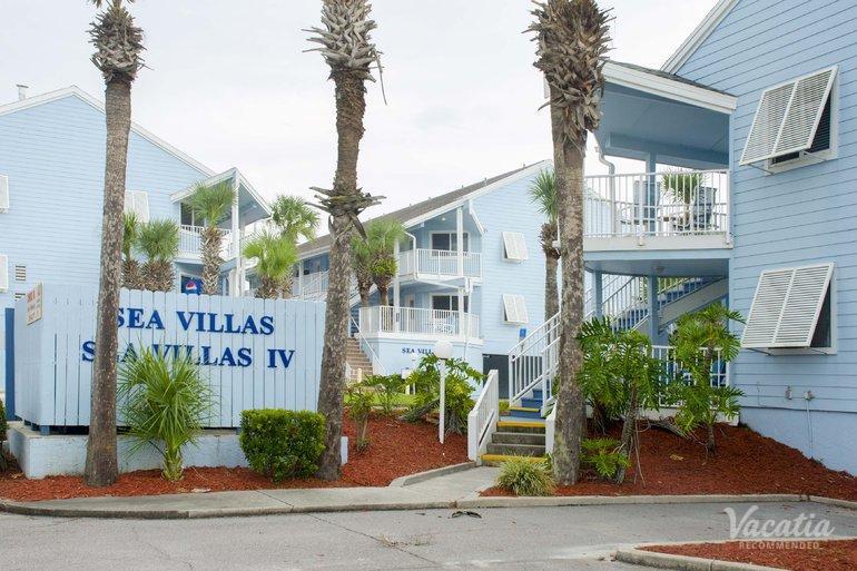 Timeshare Resort In New Smyrna Beach Florida Sea Villas 1 2