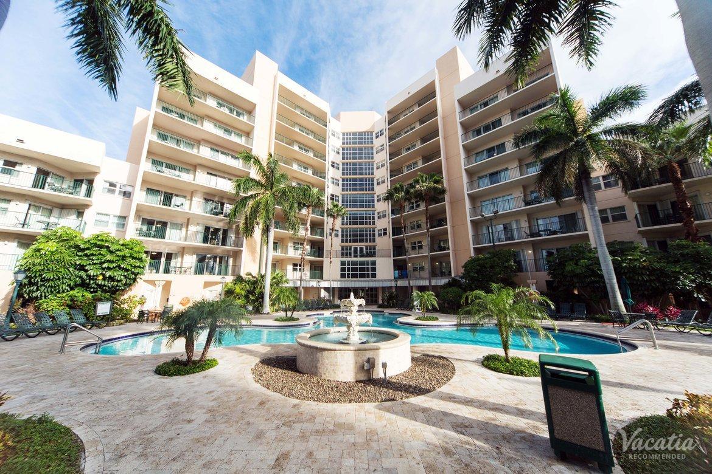 Wyndham Palm Aire Timeshare Resort In Pompano Beach