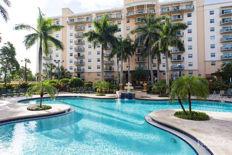 Wyndham Palm Aire Timeshare Resorts